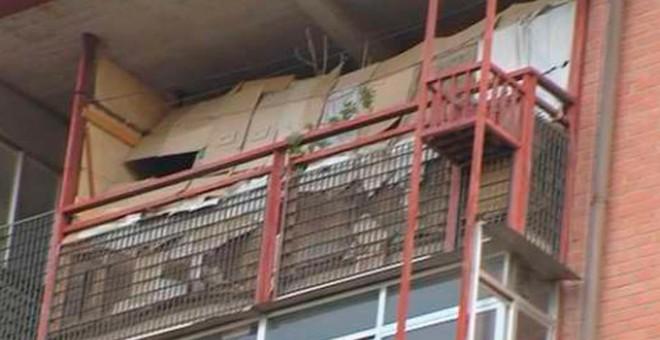 Balcones vivienda