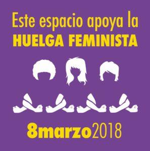 8M ♀ - HACIA LA HUELGA FEMINISTA