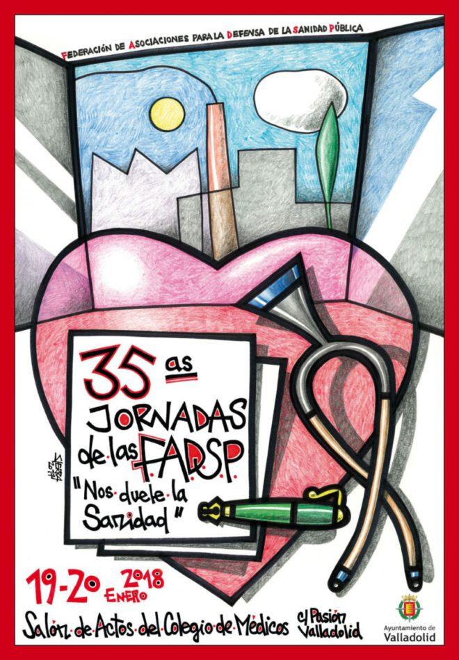 35 Jornadas FADSP. Valladolid 19-20 Enero 2018