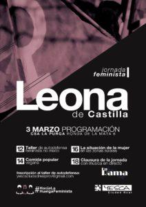 Ciudad Real: Jornada Feminista Leona de Castilla