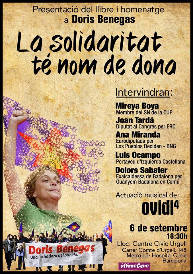6 de septiembre. CC de Urgell