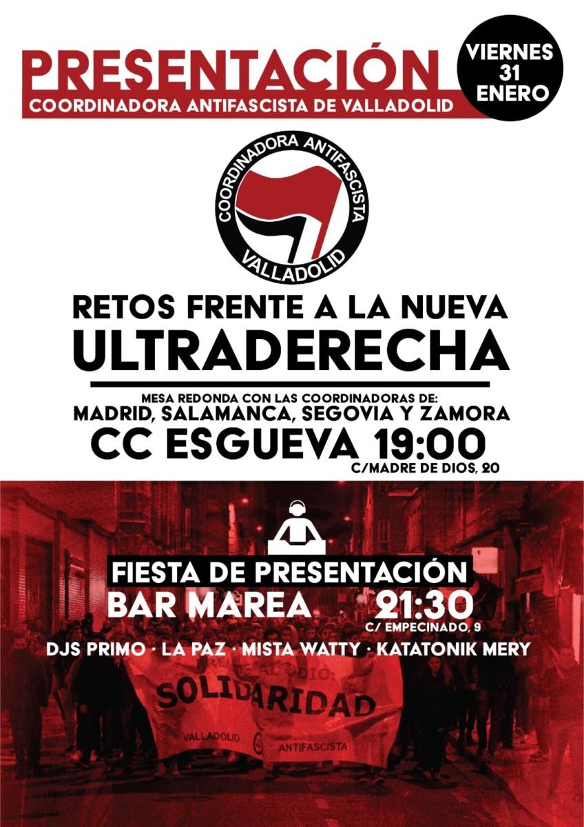 Coordinadora Antifa Valladolid